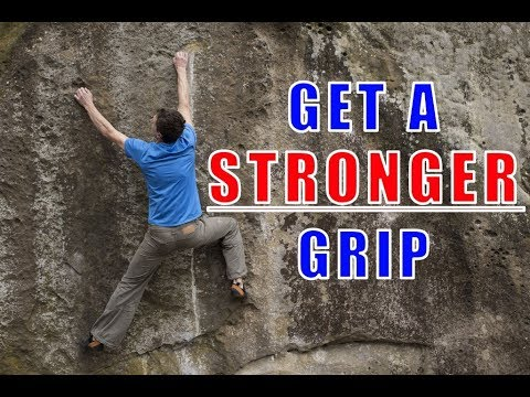 4 Best Grip Strength Exercises to Improve Climbing