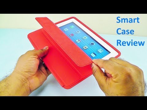 IPad Smart Case Review: Tested with the IPad 4 Retina + Cellular