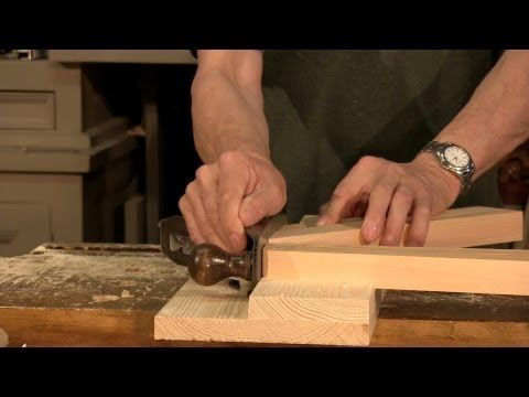 Paul Sellers | How to make a Shooting Board