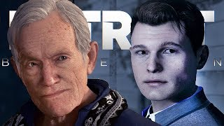 PAINTING & CRIME SCENES - DETROIT : Become Human Part 2