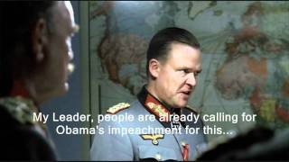Hitler finds out CBS is reporting on Operation Fast and Furious