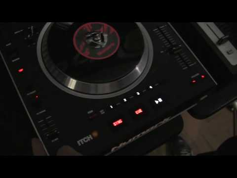 NUMARK V7 Serato Itch Controller - Effects Overview from agiprodj.com