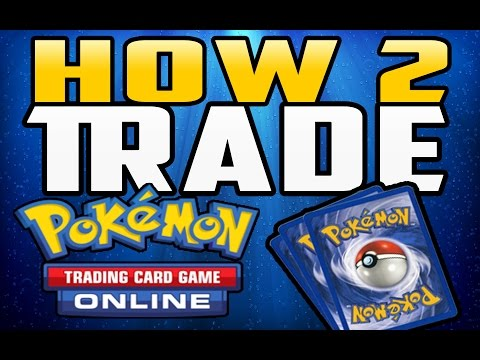 How To Trade Cards in Pokemon TCG Online