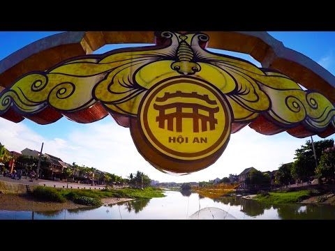 Hoi An Vietnam - My Favourite Town!   Day 142