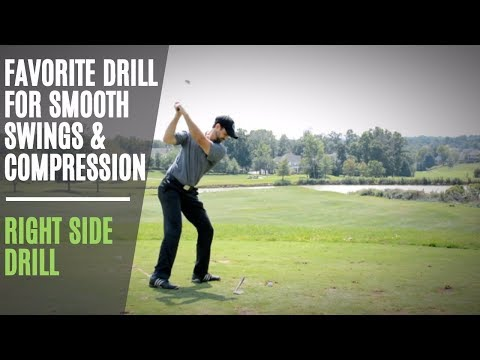 Perhaps The Best Golf Swing Drill To Improve Backswing   Get Great Ballstriking Compression