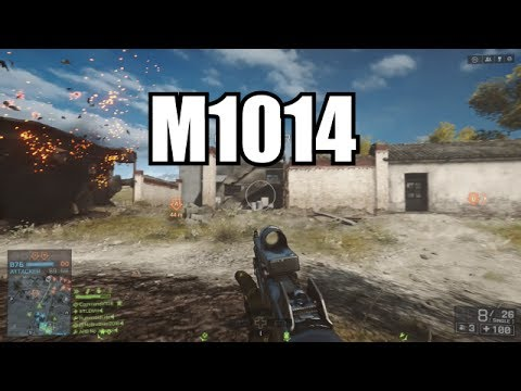 Road To Every Service Star Ep 1 - M1014 - Battlefield 4 Multiplayer Gameplay - Xbox One - HD
