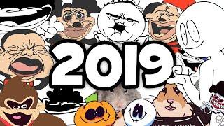 Sr Pelo 's Gags, Screams, And Faces - 2019