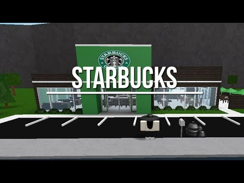 ROBLOX | Welcome to Bloxburg: Starbucks