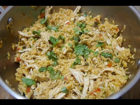 Shredded Chicken and Rice - Cooked by Julie Episode 220