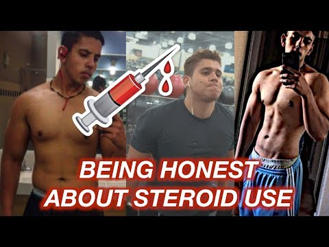 Being Honest About Personal Steroid Use