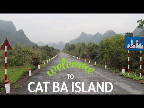 Exploring Cat Ba Island, Ha Long Bay, Vietnam