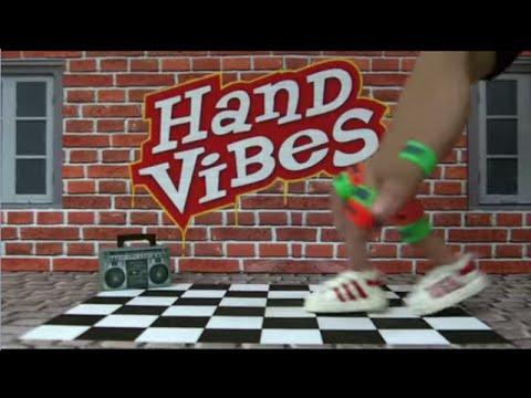 HandVibes Rings Fingers Breakdance