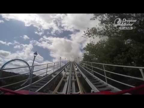 Shockwave HD POV - Drayton Manor Theme Park