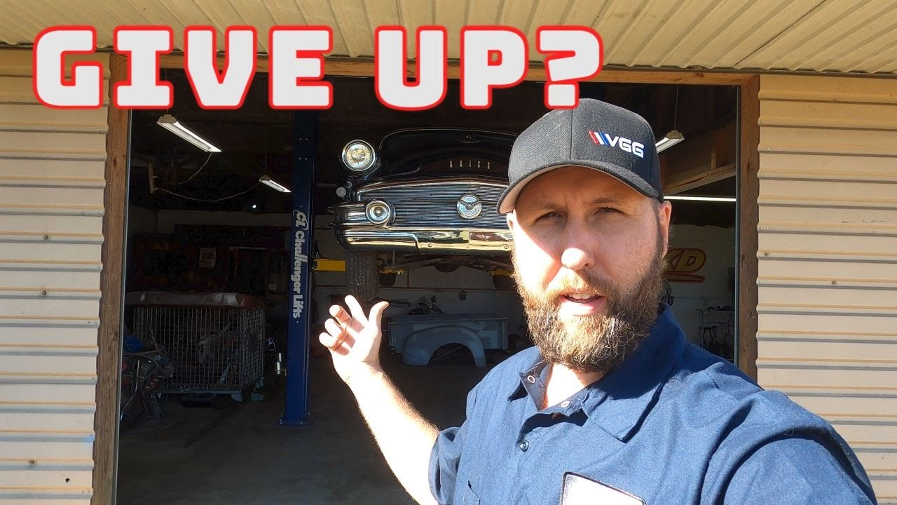 Will This 1956 Buick Special DRIVE 1,200 MILES Back Home - I BROKE DOWN! (P2)