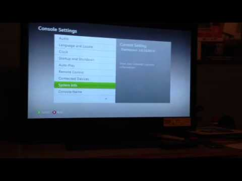Reset pass code Xbox 360 new dashboard 2.0.16202.0