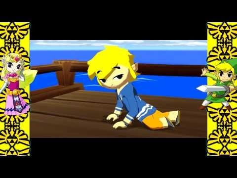 The Legend of Zelda Wind Waker (PC) E1: Link's Birthday is messed up!