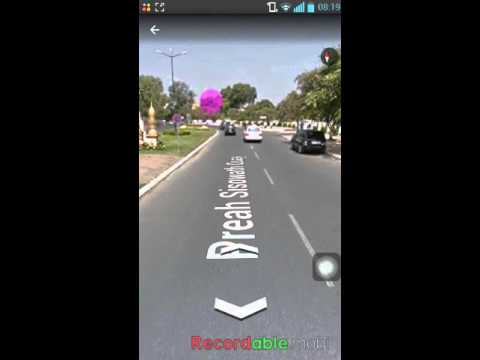 How to Use Google Earth App On  Android Smartphone