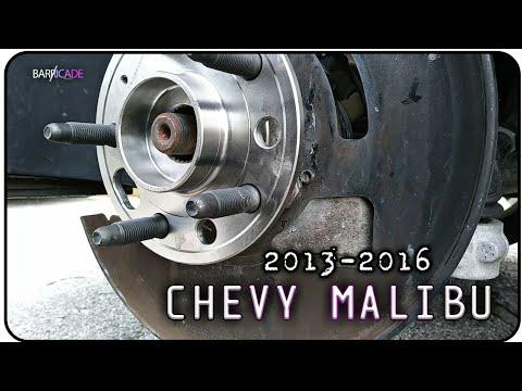 FRONT WHEEL HUB REPLACEMENT (2013-2016 CHEVY MALIBU)
