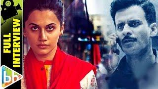 Naam Shabana | Taapsee Pannu | Manoj Bajpayee | Full Interview | Akshay Kumar | Baby