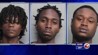 3 black men terrorize and rob tourists at gunpoint
