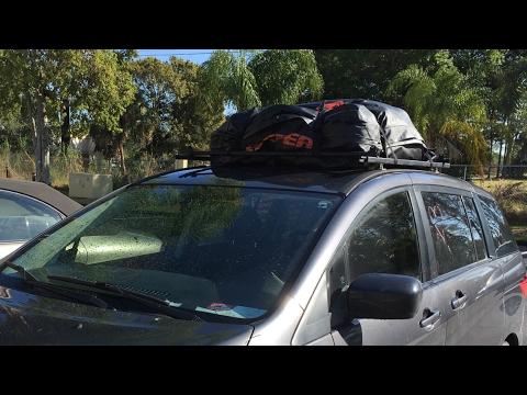 DIY Mazda 5 Roof Rack