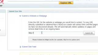 How-To Submit Your Website to Google, Yahoo and Bing Search Engines