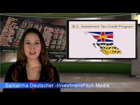 Venture Capital Corporations - Tax credits in British Columbia