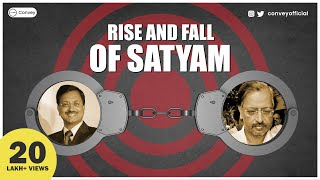 Satyam Scam full story explained   Case study in Hindi
