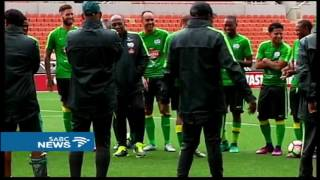 SAFA hunts for Bafana Bafana new coach