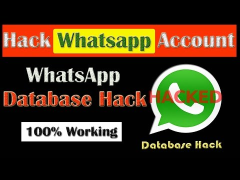 Hack Whatsapp Account Without Target Phone 100% Working | New Whats App Hack | 2017