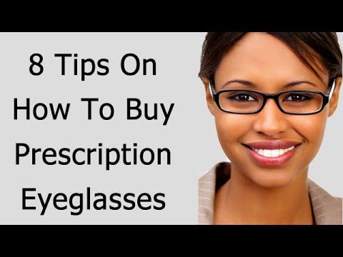 8 Tips on How to Buy Prescription Eyeglasses Online by EyeGlasses-Online.info