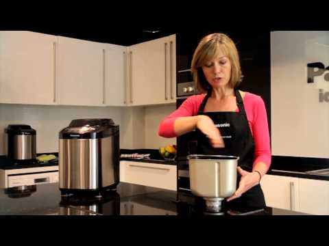 How to clean your Panasonic breadmaker