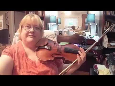 Violin - Suzuki Book I - Etude - Challenges, How to Memorize
