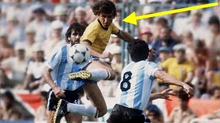 8 Incredible Footballers Who've Not Won a World Cup
