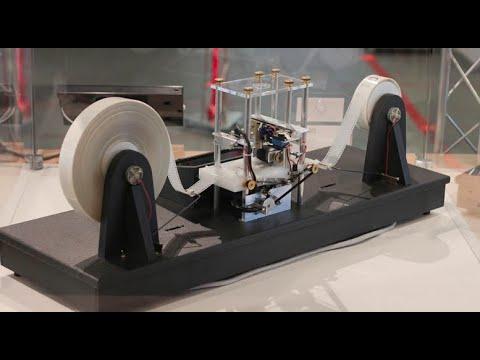Turing machines explained visually