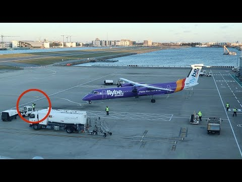 Part 2. Behind the scenes -  London City Airport