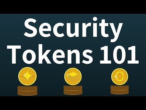 What are Security Tokens? Talking Tokenized Securities with Rob Nance of CityBlock Capital