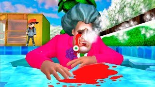 Scary Teacher 3D #New Update Ice Skating Miss T - Android/iOS Gameplay HD