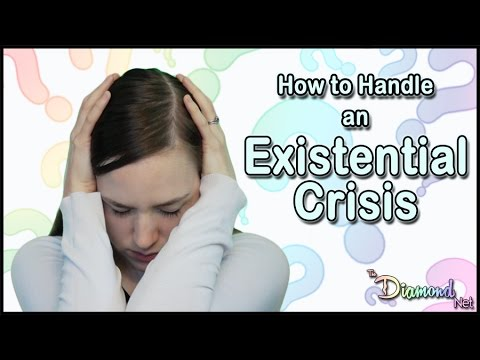 How to Deal with an Existential Crisis - What is Life's Meaning - What's the Point
