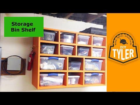 Storage Box Shelf  013