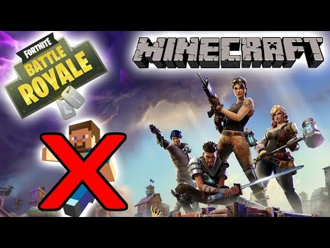 Minecraft YouTuber Plays Fortnite SNIPERS ONLY (PC Gameplay)