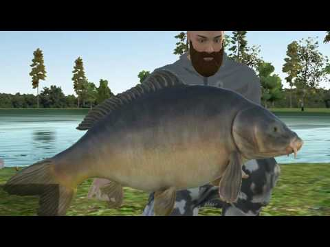 Carp Fishing Simulator Gigantica 2018 - How to catch big carp