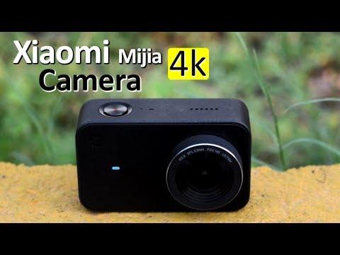 Best Budget 4k Camera: Xiaomi Mijia 4k Action Camera Review