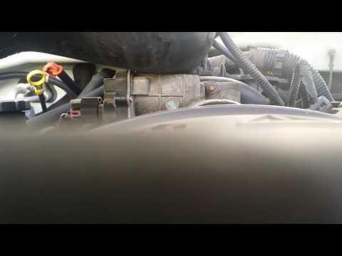 2003 Silverado 5.3L 1500 Throttle Body cleaning