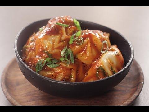 Butter Garlic Chilli Momos | Sanjeev Kapoor Khazana