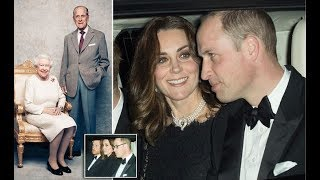 Kate Middleton wears the Queen