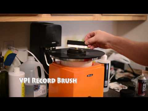 Record Cleaning in 3 Easy Steps