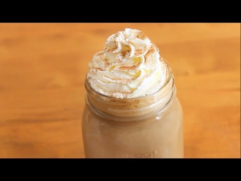 Starbucks Pumpkin Spice Latte ☕️ | SweetTreats
