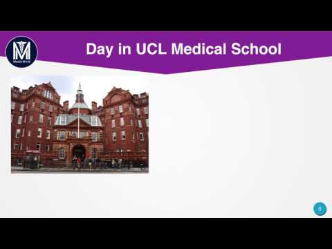 A Day at UCL Medical School