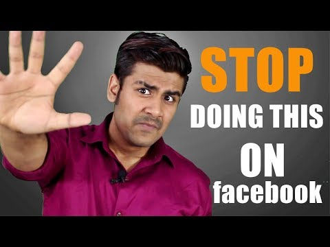 STOP Doing This On Facebook And Improve Your Image Online | Impress Girls